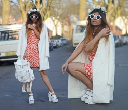 Channel your chic hippie!