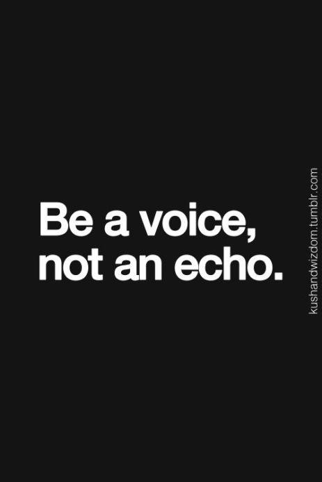 SPEAK WHAT YOU WANT TO SPEAK!