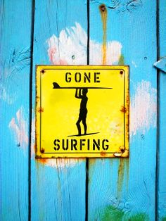 Gone Surfing