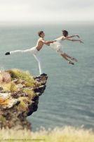 Leaping Ballerina