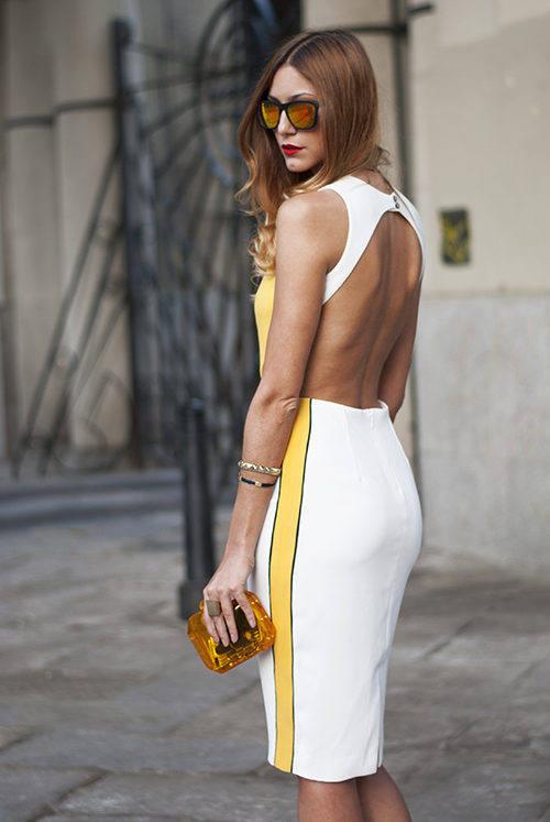 Andrea Gomez Sporty Chic