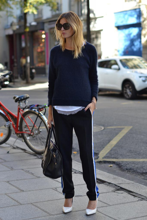 Camille Charriere Sporty Chic