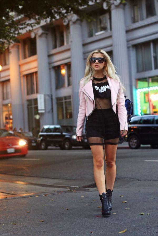 Savannah Lea Sporty Chic